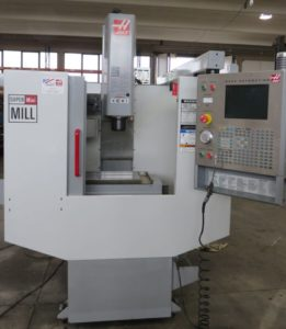 Makinate | Makinews | Centre d'usinage vertical HAAS Super Mini Mill d'occasion